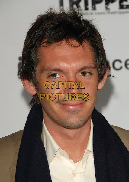 LUKAS HAAS.Attends The Tripper Premiere held at The Hollywood Forever Cemetary in Hollywood, California, USA..April 11th, 2007.headshot portrait.CAP/DVS.©Debbie VanStory/Capital Pictures