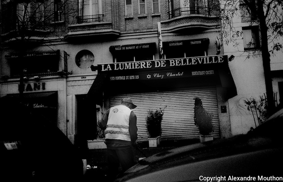 Intimate times in Paris, France.