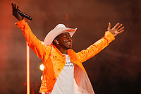 08 June 2019 - Nashville, Tennessee - Lil Nas X. 2019 CMA Music Fest Nightly Concert held at Nissan Stadium. <br /> CAP/ADM/FRB<br /> ©FRB/ADM/Capital Pictures
