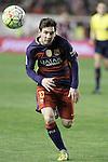FC Barcelona's Leo Messi during La Liga match. March 3,2016. (ALTERPHOTOS/Acero)