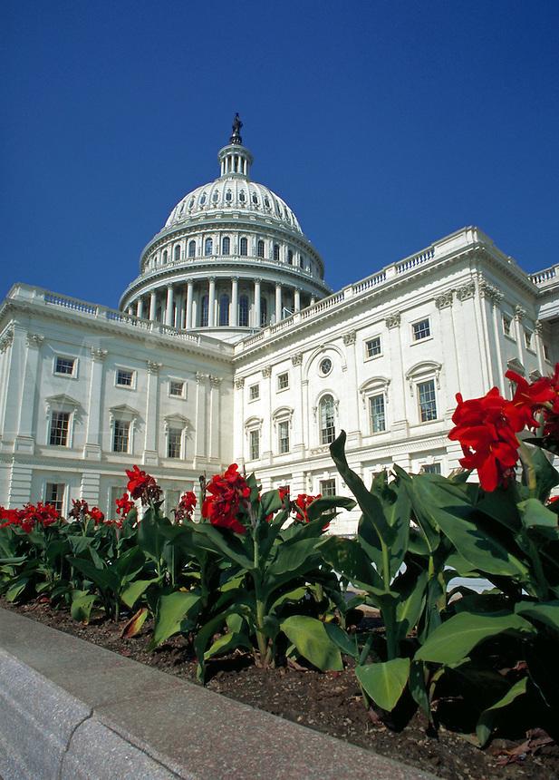 U.S. Capitol Building, Washington, D. C.