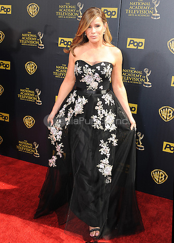 BURBANK, CA - APRIL 26:  Melissa Rivers at the 42nd Annual Daytime Emmy Awards at Warner Brothers Studios on April 26, 2015 in Burbank, California. Credit: PGSK/MediaPunch