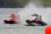 Tim Chance (#15), Wesley Cheatham (#4)  (F1/Formula 1)
