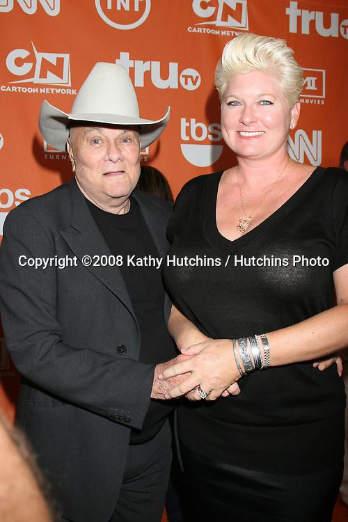 Tony Curtis arriving  at the Turner TCA Summer 08 Party at the Beverly Hills Hotel, in Beverly Hills, CA on.July 11, 2008.©2008 Kathy Hutchins / Hutchins Photo .