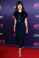 LOS ANGELES - OCT 2: Natalie Leite at the premiere of Dark Sky Films' 'M.F.A.' at The London West Hollywood on October 2, 2017 in West Hollywood, California