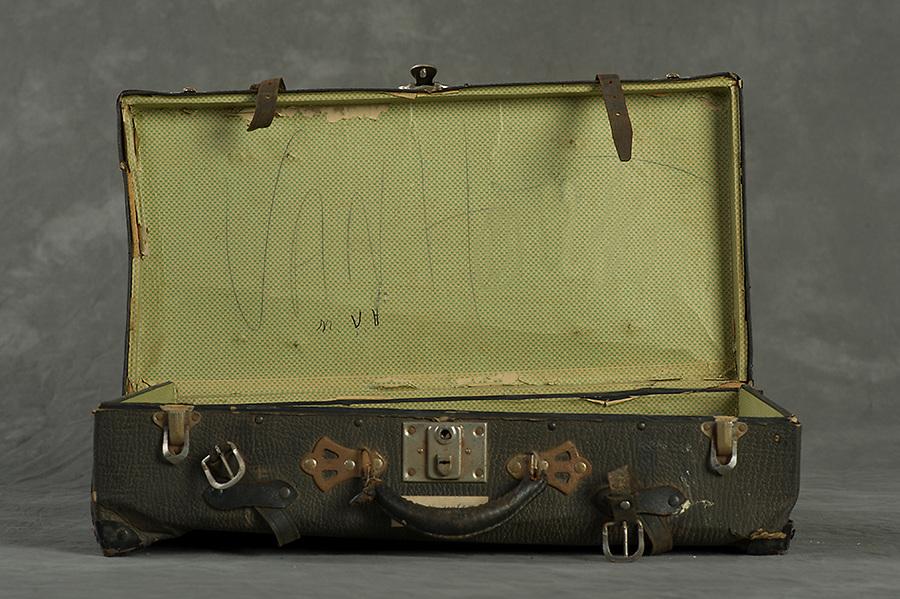 Willard Suitcases<br /> &copy;2013 Jon Crispin<br /> , Marilyn Van H