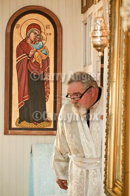 St. Vasilije of Ostrog Serbian Orthodox Church 100th anniversary Divine Liturgy celebration.