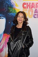 Nathalie RYKIEL - Representation Robert Charlebois au theatre Bobino - 11 avril 2016 - Paris - France