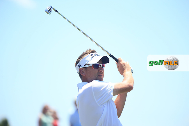 Ian Poulter  (ENG)  during the Third Round of The Players, TPC Sawgrass, Ponte Vedra Beach, Jacksonville.   Florida, USA. 14/05/2016.<br /> Picture: Golffile | Mark Davison<br /> <br /> <br /> All photo usage must carry mandatory copyright credit (&copy; Golffile | Mark Davison)