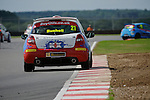 Mike Bushell - KX Racing with Scuderia Vittoria Renault Clio Cup UK