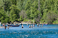 Recreational fishing in Alaska