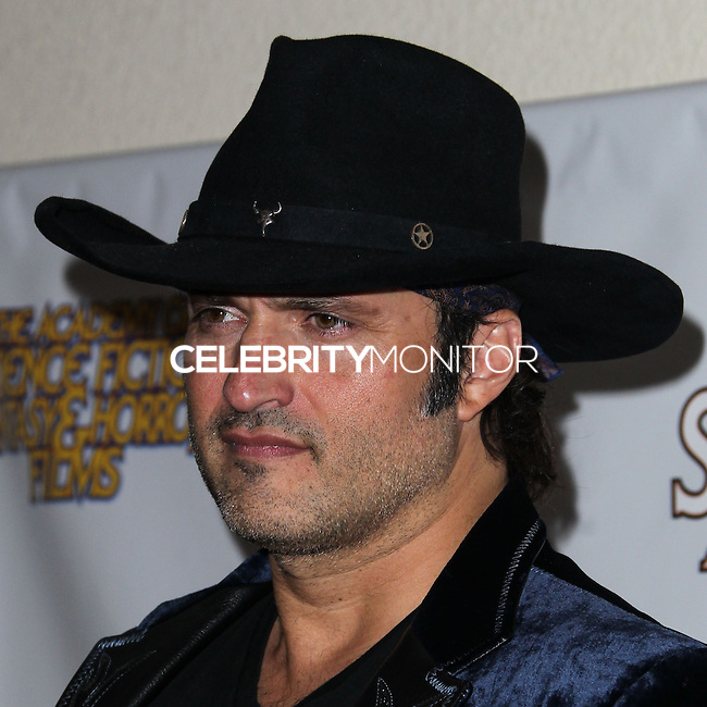 BURBANK, CA, USA - JUNE 26: Director Robert Rodriguez arrives at the 40th Annual Saturn Awards held at The Castaway on June 26, 2014 in Burbank, California, United States. (Photo by Xavier Collin/Celebrity Monitor)