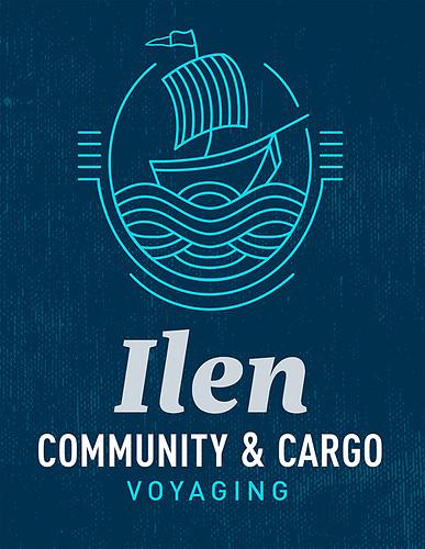 Ilen Cargo Symbol