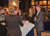 December 08, 2014, Amsterdam, Amstel Hotel, Tennisser off the Year Awards, <br /> Photo: Henk Koster