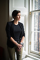 Edinburgh, UK. 08.08.2014.  Clinical psychologist, Tanya Byron, backstage at the Assembly Rooms, where she is appearing as part of Edinburgh Festival Fringe. Photograph © Jane Hobson., UK.