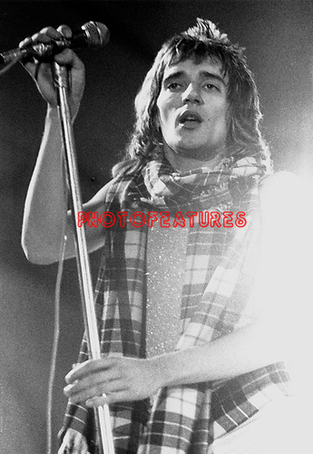 The FACES ROD STEWART  1973 Reading Festival..© Chris Walter..
