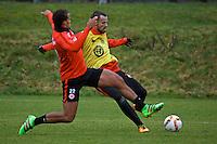 10.02.2016: Eintracht Frankfurt Training