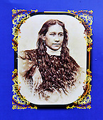 Anstruther and Cellardyke - image of Princess Titaua of Thahiti - picture by Donald MacLeod - 09.03.13 - 07702 319 738 - clanmacleod@btinternet.com - www.donald-macleod.com