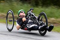 PARALYMPICS  NZ Para-cycling