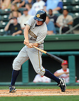 May 28, 2009: Infielder Corban Joseph (5) of the Charleston RiverDogs, Class A affiliate of the New York Yankees, in a game against the Greenville Drive at Fluor Field at the West End in Greenville, S.C. Photo by: Tom Priddy/Four Seam Images
