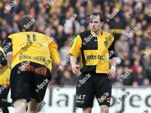 2010-03-20 / Voetbal / seizoen 2009-2010 / K. Lierse SK - KVSK United / Tim Matthys..Foto: Mpics