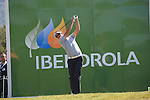 Nick Dougherty (ENG) teeing off on the 17th on day one of the Iberdrola Open from Pula Golf Club ,Son Servera, Mallorca, Spain. 12/5/2011..Picture Fran Caffrey/www.golffile.ie