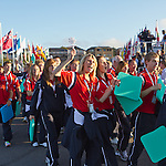 NatWest Island Games 2011 - Opening Day