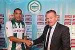26-08-2015, Hedwiges Maduro FC Groningen,  Persconferentie