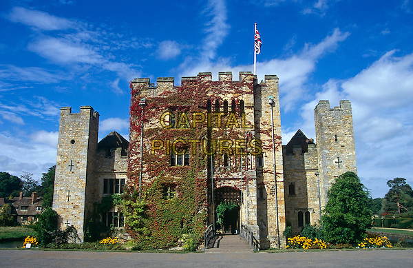 Hever Castle, near Edenbridge, Kent, England