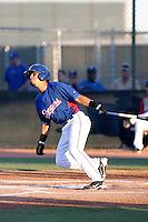 Santiago Chirino - AZL Rangers - 2010 Arizona League. Photo by:  Bill Mitchell/Four Seam Images..