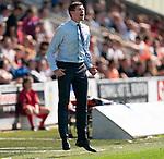 25.08.2019 St Mirren v Rangers: Steven Gerrard