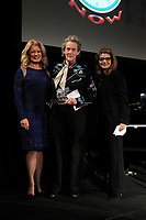 BEVERLY HILLS - NOV 11: Mary Hart, Dr Temple Grandin, Laura San Giacomo at AMT's 2017 D.R.E.A.M. Gala benefiting Autism Works Now at Montage Beverly Hills on November 11, 2017 in Beverly Hills, California