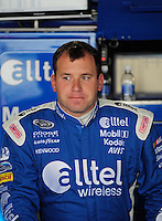 Sept. 19, 2008; Dover, DE, USA; Nascar Sprint Cup Series driver Ryan Newman during practice for the Camping World RV 400 at Dover International Speedway. Mandatory Credit: Mark J. Rebilas-