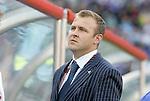 24 JUN 2010: Slovakia head coach Vladimir Weiss (SVK). The Slovakia National Team defeated the Italy National Team 3-2 at Ellis Park Stadium in Johannesburg, South Africa in a 2010 FIFA World Cup Group F match.