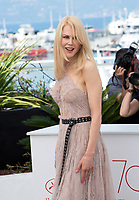 Nicole Kidman at the photocall for &quot;The Beguiled&quot; at the 70th Festival de Cannes, Cannes, France. 24 May 2017<br /> Picture: Paul Smith/Featureflash/SilverHub 0208 004 5359 sales@silverhubmedia.com