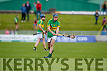 Ballyduff in action against Shane Conway Lixnaw in the Senior County Hurling Final in Austin Stack Park on Sunday