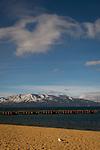 Lake Tahoe in Nevada.