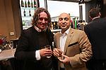 Ty Hafan Celebrity Chef.Tim Rice & Jahan Abedi.Maldron Hotel.26.09.12.©Steve Pope