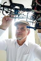 Jürgen Schmidhuber, Informatiker und Künstler, Robotik, IDSIA, SUPSI Manno