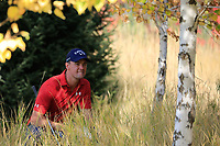 Ben Stow (ENG) during the final round of the Kazakhstan Open presented by ERG played at Zhailjau Golf Resort, Almaty, Kazakhstan. 16/09/2018<br /> Picture: Golffile   Phil Inglis<br /> <br /> All photo usage must carry mandatory copyright credit (&copy; Golffile   Phil Inglis)