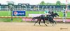 Fifteen Black winning at Delaware Park on 7/7/15