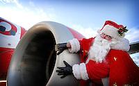 Santa Fly Globespan promotion.....