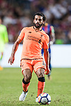 Liverpool FC forward Mohamed Salah in action during the Premier League Asia Trophy match between Liverpool FC and Crystal Palace FC at Hong Kong Stadium on 19 July 2017, in Hong Kong, China. Photo by Yu Chun Christopher Wong / Power Sport Images