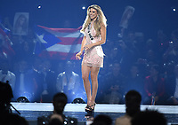 ATLANTA, GA - DECEMBER 8: 2019 MISS UNIVERSE: Miss Puerto Rico, Madison Anderson appears on the 2019 MISS UNIVERSE competition airing LIVE on Sunday, Dec. 8 (7:00-10:00 PM ET live/PT tape-delayed) on FOX. (Photo by Frank Micelotta/FOX/PictureGroup)