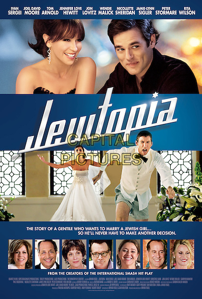 POSTER ART<br /> in Jewtopia (2012) <br /> *Filmstill - Editorial Use Only*<br /> CAP/FB<br /> Image supplied by Capital Pictures