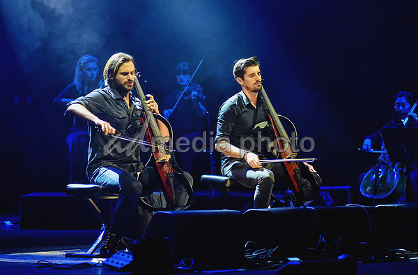 2CELLOS - The Score Tour | AdMedia Photo