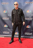 "14 February - Pasadena, California - Howie Mandel. NBC's ""America's Got Talent"" Season 11 Kickoff  held Pasadena Civic Auditorium. Photo Credit: Sammi/AdMedia"