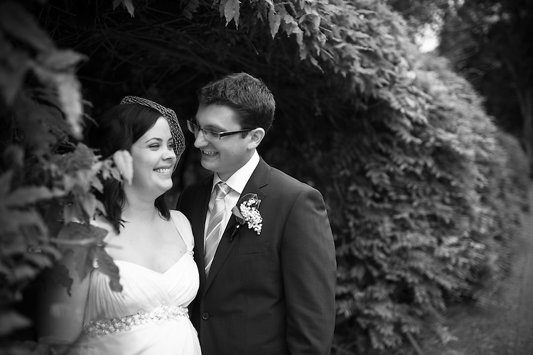 Vanessa O'Brien Weds Nick Pembshaw at St Cyprians Anglican Church, North Adelaide on the 6th November 2010 with the reception at the Botanic Gardens Restaurant.
