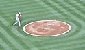 MLB: Los Angeles Angels Shohei Ohtani pitches against Minnesota Twins