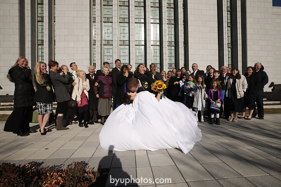 JSW 1711 Anderson Wedding 162<br /> <br /> JSW 1711 Anderson Wedding<br /> <br /> Derek and Becky Anderson - Draper Temple<br /> <br /> December 28, 2017<br /> <br /> Jaren Wilkey/BYU<br /> <br /> &copy; BYU PHOTO 2017<br /> All Rights Reserved<br /> photo@byu.edu  (801)422-7322